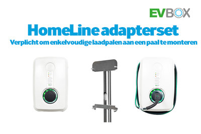 EV-Box HomeLine adapterkit